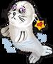 Fleece seal single