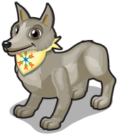 German wolf single