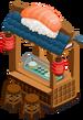 Toshiro's Sushi Cart