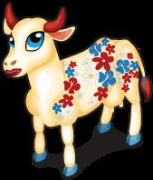Parade cow single