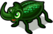 Rhinoceros beetle single