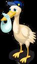 Stork single
