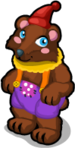 Clown Bear single