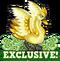Golden bucks swan hud