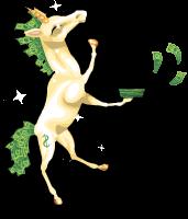 Bucks unicorn an