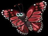 Dark butterfly single
