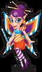 Pixie stick fairy single