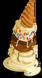 Creamery cone
