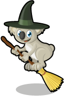 Koala witch single