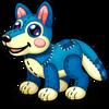 Stitch wolf single