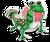 Goal mudskipper icon