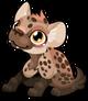 Hyena baby 3