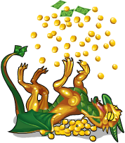Bucks dragon an