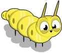 Silkworm static