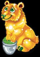 Gold bucks bear single