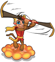 Wukong monkey an