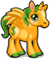Cubby Pegasus Bucks single
