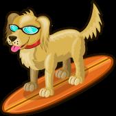 Surfer dog single