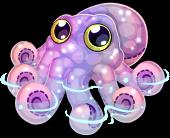 Sparkle octopus single