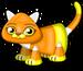 Candy corn kitten single