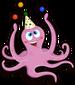Juggling octopus single