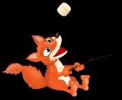 Marshmallow fox an