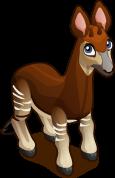 Okapi single