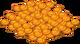 Orange Candy Pile