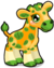 Cubby Giraffe Bucks single