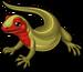 Lava lizard single