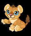 Cubby lion mile3 single