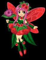Garden fairy single
