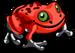 Red Poison Dart single