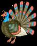 Thanksgiving turkey1 single
