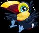 Toucan baby mile3 single