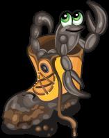 Boot scorpion single