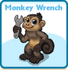 Monkey wrench card