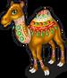 Silk road camel single