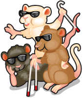 Three blind mice single
