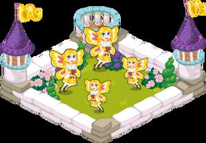 Goldilocks fairy family