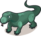 Komodo Dragon single