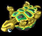 Upside down turtle single