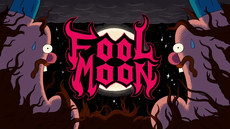 Fool Moon Title Card