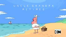 Uncle Grandpa Retires Title Card