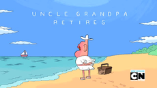 Uncle Grandpa Retires Title Card