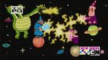 Tío Grandpa, Bolso Belly, Caleb y el Mago en El Rastro de Tigresa 01
