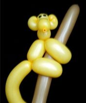 Baloon-monkey