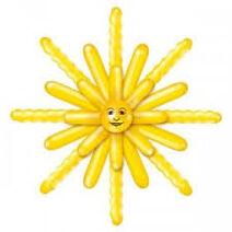 Sun-baloon