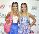 Duplicate Camilla and Rebecca Rosso