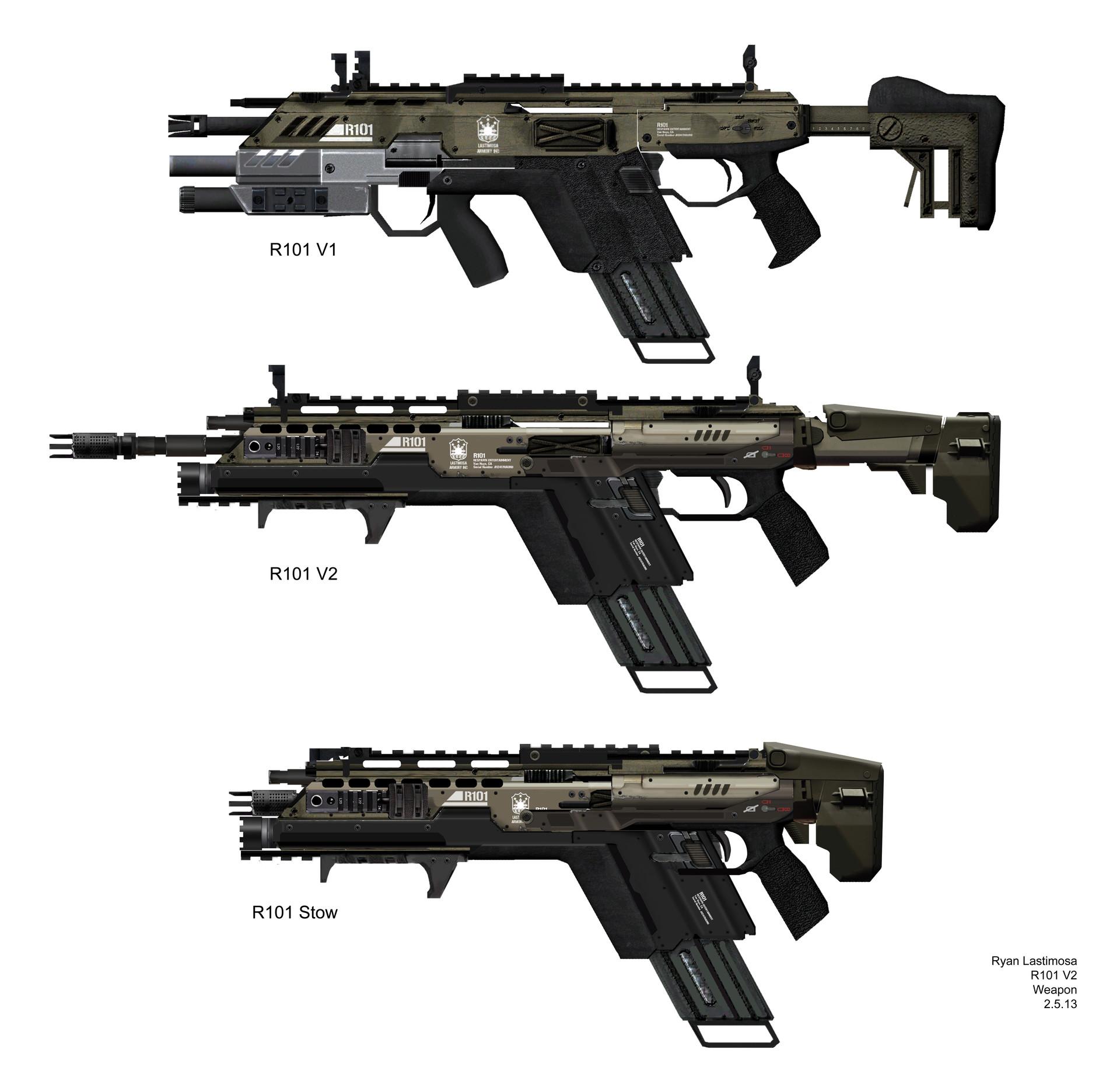 Image - TF R101 Concept 2.jpg | Titanfall Wiki | FANDOM ...